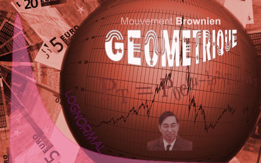 Bourse : marche aléatoire et mouvement brownien (2)