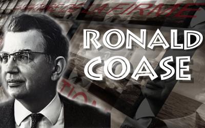 Ronald Coase : coûts de transaction et droits de propriété (Bio)
